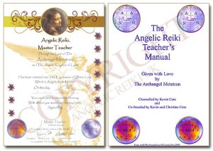 Angelic Reiki Master Teacher